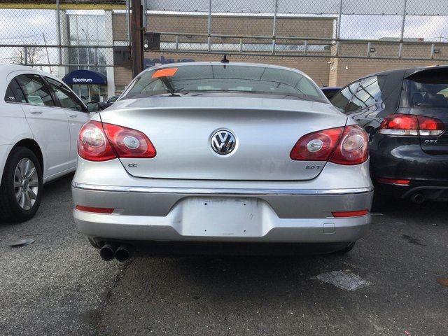 2012 Volkswagen CC Sport PZEV Richmond Hill, New York 5