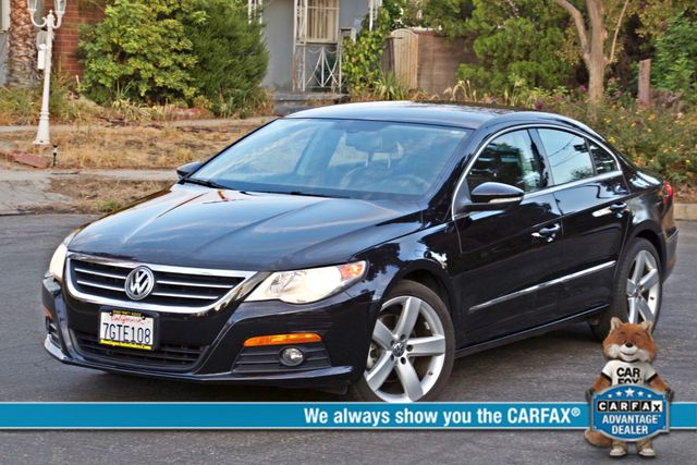 2012 Volkswagen CC SPORT PKG DSG AUTOMATIC ONLY 58K MLS NAVIGATION HEATED SEATS SERVICE RECORDS! Woodland Hills, CA 0