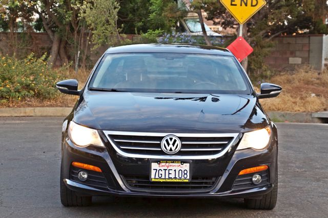 2012 Volkswagen CC SPORT PKG DSG AUTOMATIC ONLY 58K MLS NAVIGATION HEATED SEATS SERVICE RECORDS! Woodland Hills, CA 10