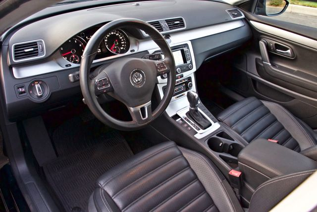 2012 Volkswagen CC SPORT PKG DSG AUTOMATIC ONLY 58K MLS NAVIGATION HEATED SEATS SERVICE RECORDS! Woodland Hills, CA 12