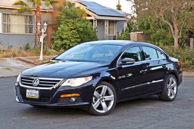 2012 Volkswagen CC SPORT PKG DSG AUTOMATIC ONLY 58K MLS NAVIGATION HEATED SEATS SERVICE RECORDS! Woodland Hills, CA 2