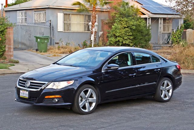 2012 Volkswagen CC SPORT PKG DSG AUTOMATIC ONLY 58K MLS NAVIGATION HEATED SEATS SERVICE RECORDS! Woodland Hills, CA 3