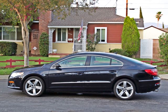 2012 Volkswagen CC SPORT PKG DSG AUTOMATIC ONLY 58K MLS NAVIGATION HEATED SEATS SERVICE RECORDS! Woodland Hills, CA 4