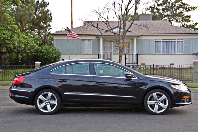 2012 Volkswagen CC SPORT PKG DSG AUTOMATIC ONLY 58K MLS NAVIGATION HEATED SEATS SERVICE RECORDS! Woodland Hills, CA 8