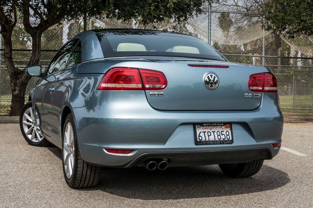 2012 Volkswagen Eos Komfort Reseda, CA 12