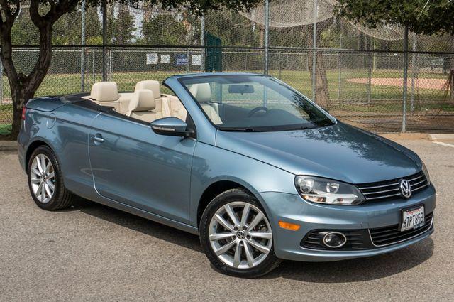 2012 Volkswagen Eos Komfort Reseda, CA 56