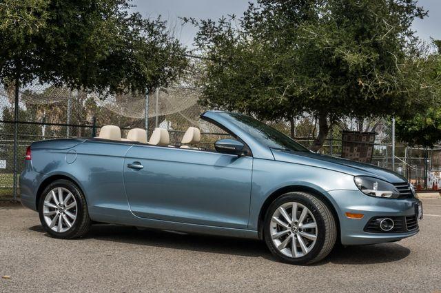2012 Volkswagen Eos Komfort Reseda, CA 7
