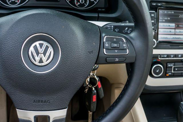 2012 Volkswagen Eos Komfort Reseda, CA 29