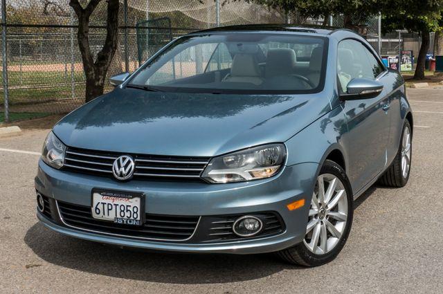 2012 Volkswagen Eos Komfort Reseda, CA 52