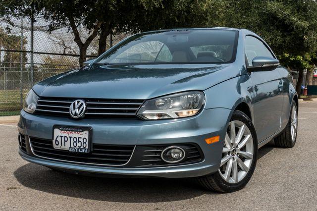 2012 Volkswagen Eos Komfort Reseda, CA 51