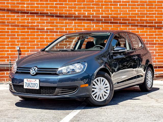 2012 Volkswagen Golf Burbank, CA 0