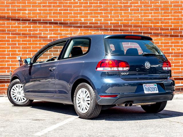 2012 Volkswagen Golf Burbank, CA 6