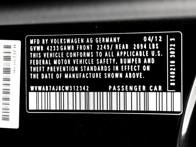 2012 Volkswagen Golf Burbank, CA 10
