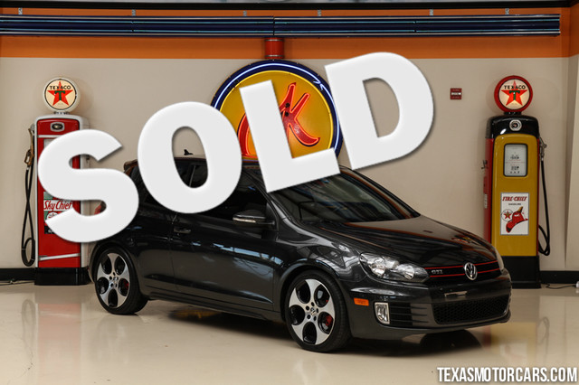 2012 Volkswagen GTI This Carfax 1-Owner 2012 Volkswagen GTI is in great shape with only 76 789 mi