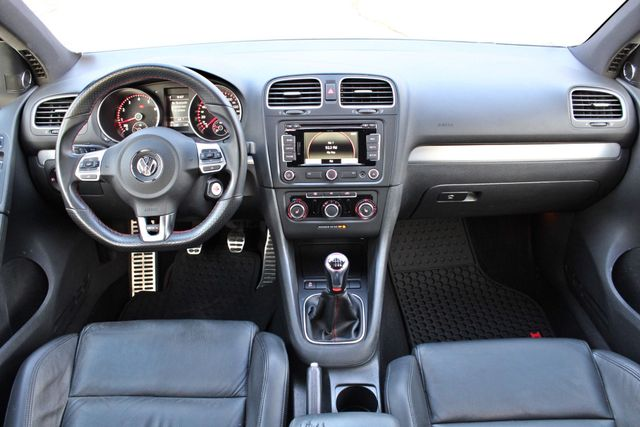 2012 Volkswagen GTI AUTOBAHN 2.0T NAVIGATION 1-OWNER LEATHER MANUAL ALLOY WHLS SERVICE RECORDS! Woodland Hills, CA 21