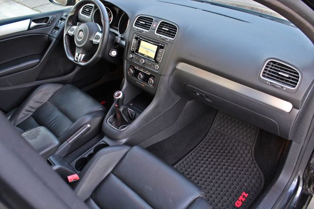 2012 Volkswagen GTI AUTOBAHN 2.0T NAVIGATION 1-OWNER LEATHER MANUAL ALLOY WHLS SERVICE RECORDS! Woodland Hills, CA 26