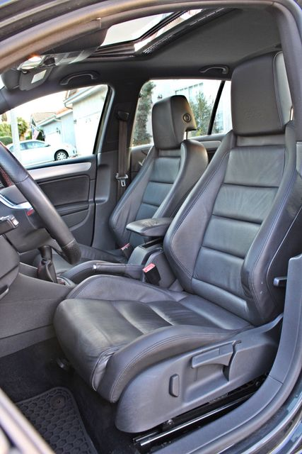 2012 Volkswagen GTI AUTOBAHN 2.0T NAVIGATION 1-OWNER LEATHER MANUAL ALLOY WHLS SERVICE RECORDS! Woodland Hills, CA 15