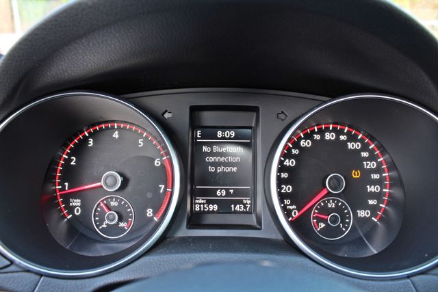 2012 Volkswagen GTI AUTOBAHN 2.0T NAVIGATION 1-OWNER LEATHER MANUAL ALLOY WHLS SERVICE RECORDS! Woodland Hills, CA 17