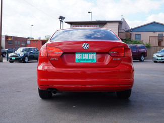 2012 Volkswagen Jetta SE Englewood, CO 3