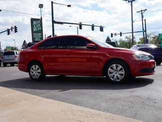 2012 Volkswagen Jetta SE Englewood, CO 5