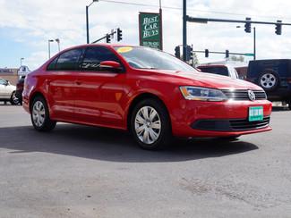 2012 Volkswagen Jetta SE Englewood, CO 6