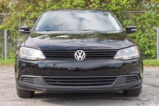 2012 Volkswagen Jetta SE PZEV Hollywood, Florida 12
