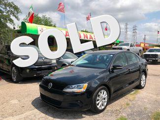 2012 Volkswagen Jetta SE w/Convenience & Sunroof Houston, TX