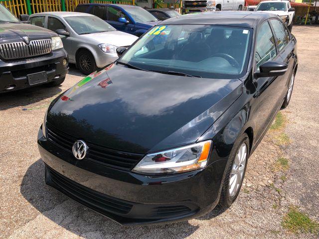 2012 Volkswagen Jetta SE w/Convenience & Sunroof Houston, TX 1