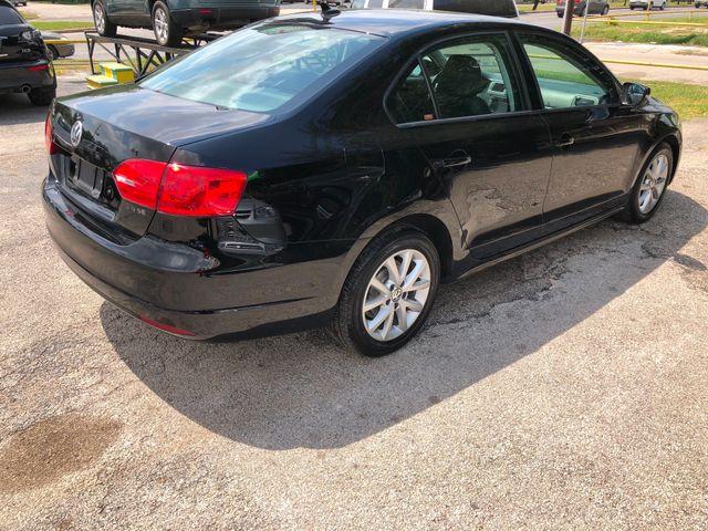 2012 Volkswagen Jetta SE w/Convenience & Sunroof Houston, TX 3