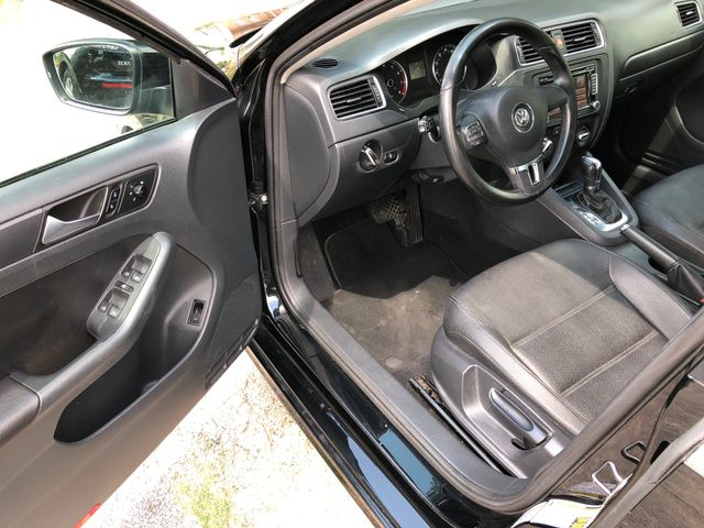 2012 Volkswagen Jetta SE w/Convenience & Sunroof Houston, TX 6