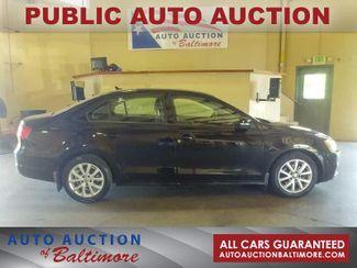 2012 Volkswagen Jetta SE w/Convenience & Sunroof PZEV   JOPPA, MD   Auto Auction of Baltimore  in Joppa MD