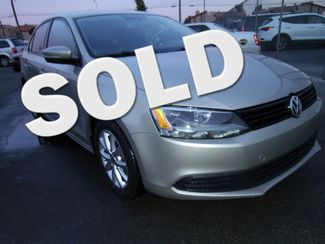 2012 Volkswagen Jetta SE w/Convenience PZEV Las Vegas, NV