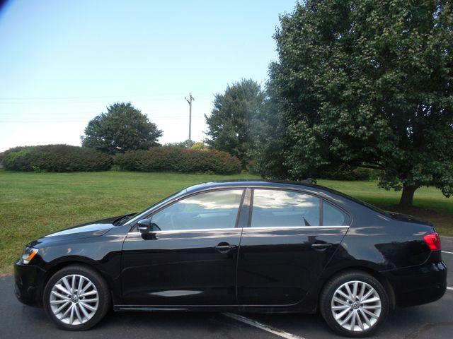 2012 Volkswagen Jetta SEL w/Sunroof PZEV Leesburg, Virginia 4