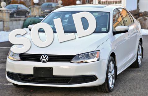 2012 Volkswagen Jetta SE w/Convenience & Sunroof PZEV in