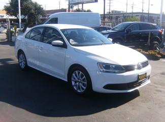 2012 Volkswagen Jetta SE w/Convenience PZEV Los Angeles, CA 4