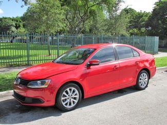 2012 Volkswagen Jetta SE w/Convenience PZEV Miami, Florida