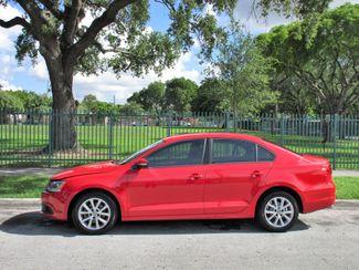 2012 Volkswagen Jetta SE w/Convenience PZEV Miami, Florida 1