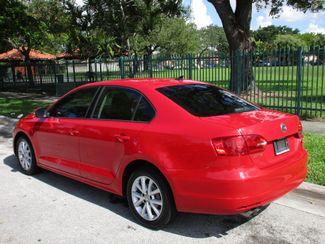 2012 Volkswagen Jetta SE w/Convenience PZEV Miami, Florida 2