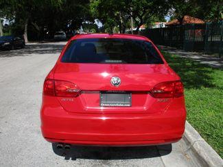 2012 Volkswagen Jetta SE w/Convenience PZEV Miami, Florida 3
