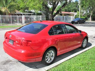 2012 Volkswagen Jetta SE w/Convenience PZEV Miami, Florida 4