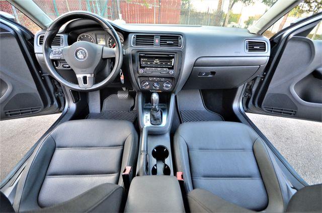2012 Volkswagen Jetta SE w/Convenience PZEV Reseda, CA 2