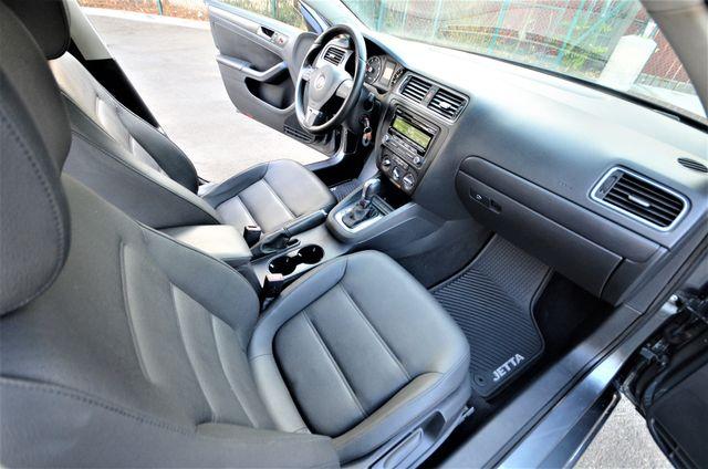 2012 Volkswagen Jetta SE w/Convenience PZEV Reseda, CA 29