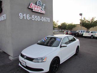 2012 Volkswagen Jetta SE w/Convenience & Sunroof PZEV Sacramento, CA