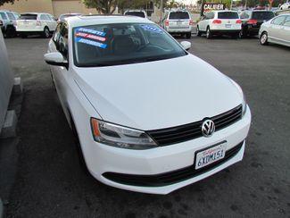 2012 Volkswagen Jetta SE w/Convenience & Sunroof PZEV Sacramento, CA 4