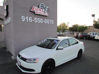 2012 Volkswagen Jetta SE w/Convenience & Sunroof PZEV Sacramento, CA 5