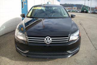 2012 Volkswagen Passat SE w/Sunroof Bentleyville, Pennsylvania 16