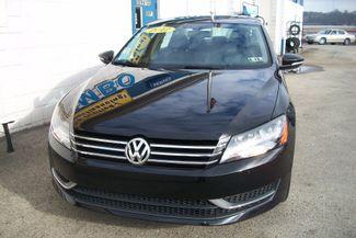 2012 Volkswagen Passat SE w/Sunroof Bentleyville, Pennsylvania 24