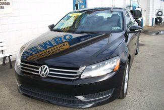 2012 Volkswagen Passat SE w/Sunroof Bentleyville, Pennsylvania 19