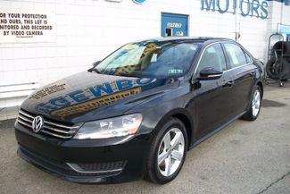 2012 Volkswagen Passat SE w/Sunroof Bentleyville, Pennsylvania 21