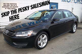 2012 Volkswagen Passat SE w/Sunroof Bentleyville, Pennsylvania 6